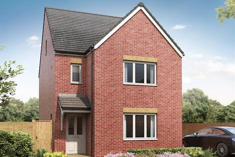 4 bedroom detached house for sale - Plot 196, The Lumley at Lime Tree Court, Mansfield Road DE21