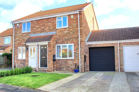 2 bedroom semi-detached house for sale - Colpitt Close, Norton