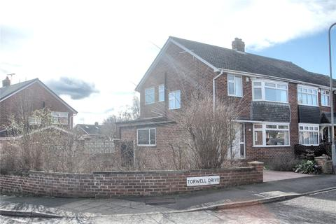 3 bedroom semi-detached house for sale - Torwell Drive, Fairfield