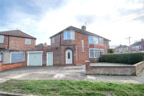 3 bedroom semi-detached house for sale - Harlsey Crescent, Hartburn