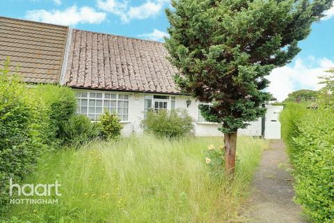 3 bedroom semi-detached bungalow for sale - Broughton Drive, Nottingham