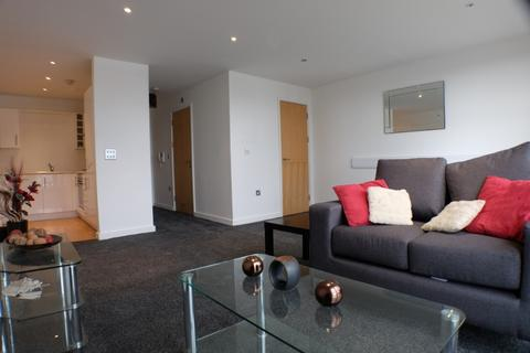 Studio to rent - Castle Lofts, , Swansea, SA1 1JH