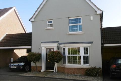 3 bedroom detached house for sale - Cowdrie Way, Springfield, CHELMSFORD, Essex