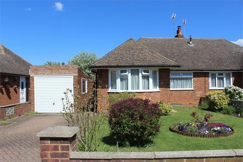 2 bedroom semi-detached bungalow for sale - Bushmeadow Road, Rainham, Kent
