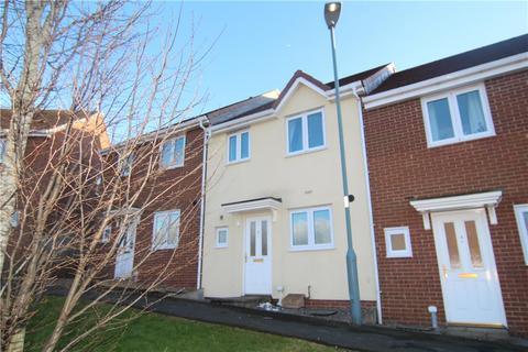 3 bedroom terraced house for sale - Hilltop Walk, Langley Park, Durham, DH7