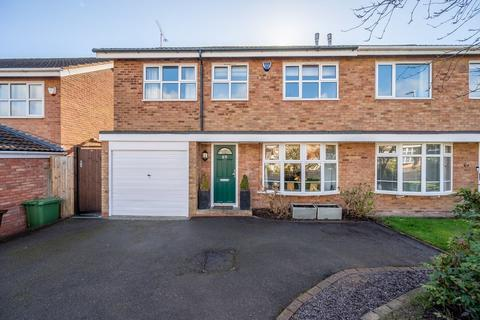 4 bedroom semi-detached house for sale - Landor Road, Knowle