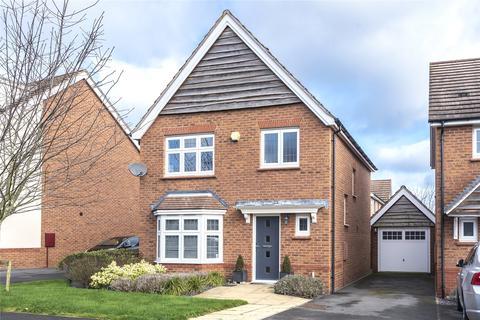 3 bedroom detached house for sale - Brigginshaw Avenue, Worcester, Worcestershire, WR2