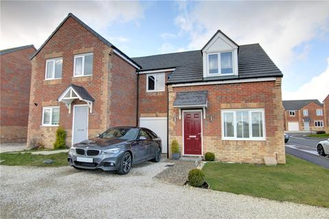 3 bedroom semi-detached house for sale - Dewhirst Close, Leadgate, Consett, DH8