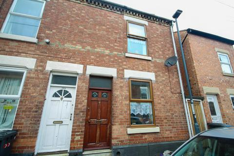 2 bedroom end of terrace house for sale - Peet Street, Derby