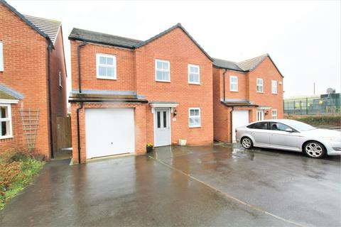4 bedroom detached house for sale - Hornets Close, Coventry