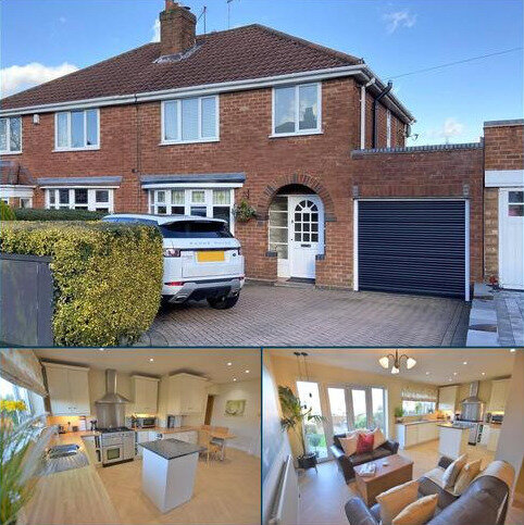3 bedroom semi-detached house for sale - Willowsbrook Road, Halesowen, West Midlands, B62