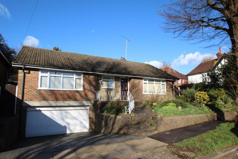 3 bedroom detached bungalow to rent - Shirley Road, Hove