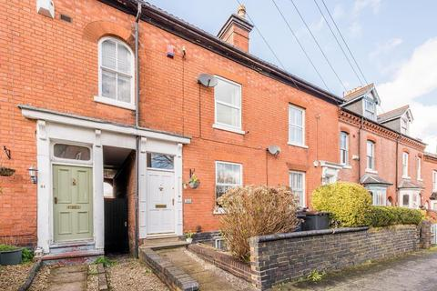4 bedroom terraced house for sale - Clarence Road, Harborne, Birmingham, B17 9LA