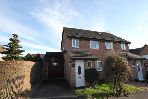 3 bedroom semi-detached house to rent - Picton Road, Rhoose, Vale of Glamorgan
