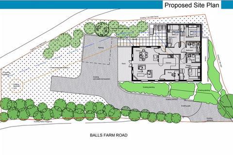 Residential development for sale - Balls Farm Road, Near Ide, Exeter