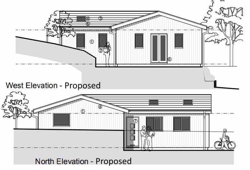 Elevations Proposed