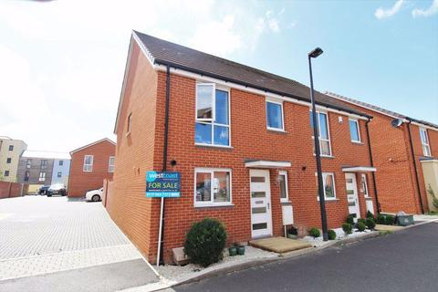 3 bedroom semi-detached house for sale - Eighteen Acre Drive, Charlton Hayes, Bristol