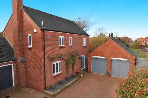 4 bedroom link detached house for sale - St. Marys Court, Acton, Cheshire