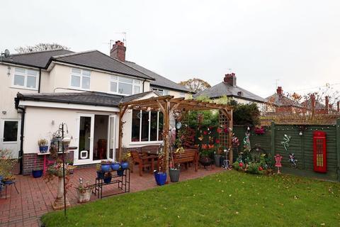 4 bedroom semi-detached house for sale - Park Drive, Barlaston, ST12