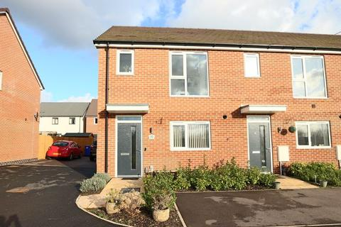 3 bedroom townhouse - Wilfrid Green Place, Trentham Manor, ST4