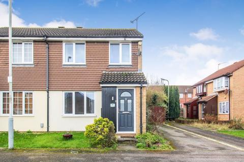 3 bedroom end of terrace house for sale - Coltsfoot Green, Luton