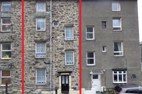 7 bedroom terraced house for sale - 4 Glasfor Terrace, Barmouth, LL42 1PF