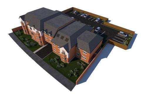 2 bedroom apartment for sale - Apartment 2, Terreno Court, Amblecote, Stourbridge , DY8
