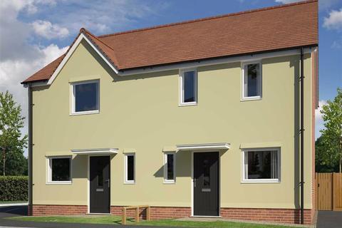 2 bedroom semi-detached house for sale - Oak Meadow, Bishops Castle, Shropshire, SY9
