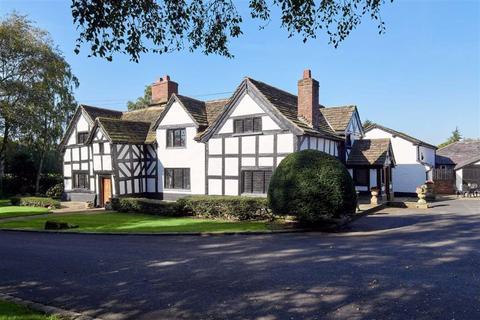 6 bedroom detached house for sale - Hocker Lane, Over Alderley