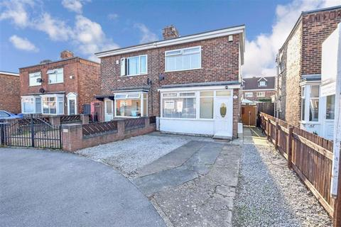2 bedroom semi-detached house for sale - Ormerod Road, Hull, HU5