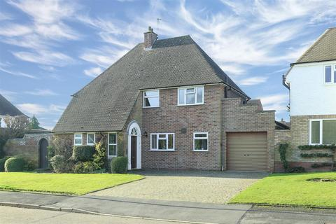 4 bedroom detached house for sale - Merton Way, Kibworth Harcourt