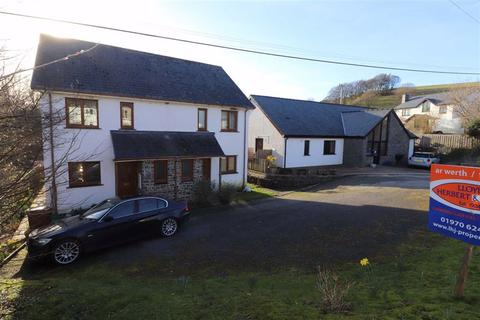 3 bedroom semi-detached house for sale - Cnwch Coch, Aberystwyth, Ceredigion, SY23