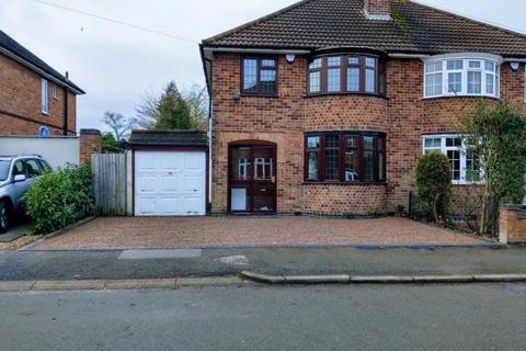 3 bedroom house to rent - Wellesbourne Drive, Glenfield