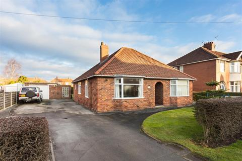 3 bedroom detached bungalow for sale - Hilbra Avenue, Haxby, York