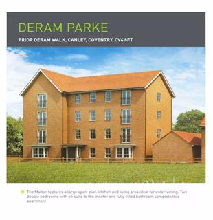 2 bedroom apartment to rent - Prior Deram Walk, Canley, Coventry