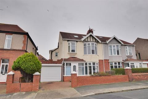 6 bedroom semi-detached house for sale - Westcliffe Road, Seaburn, Sunderland