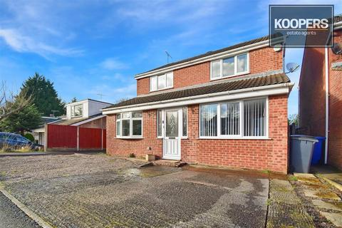 4 bedroom detached house for sale - Hillside Drive, Chesterfield