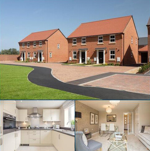 2 bedroom semi-detached house for sale - Plot 150, Ashdown at Dida Gardens, Off the A4130, Didcot, DIDCOT OX11