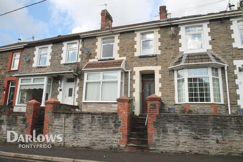 2 bedroom terraced house for sale - Telekebir Road, Pontypridd