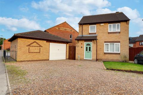 3 bedroom detached house for sale - Brandon Way, Kingswood, Hull, East Yorkshire, HU7