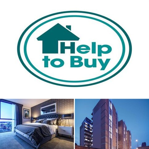 3 bedroom apartment for sale - Baltic View, Brick Street, Liverpool. HELP TO BUY AVAILABLE