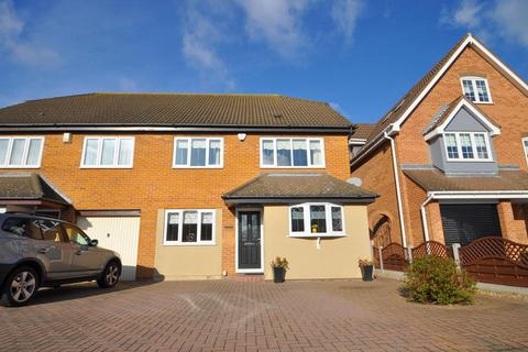 5 bedroom semi-detached house for sale - Spingate Close, Hornchurch, Essex, RM12