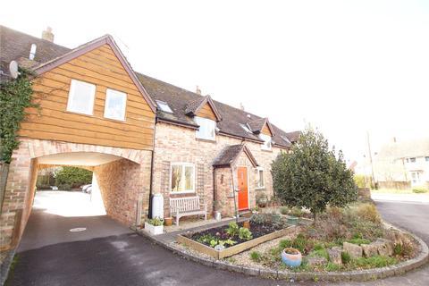 3 bedroom end of terrace house for sale - Damory Mews, Salisbury Road, Blandford Forum, Dorset, DT11