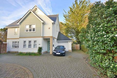 4 bedroom detached house for sale - Alipore Close, Lower Parkstone, Poole, BH14 9NS