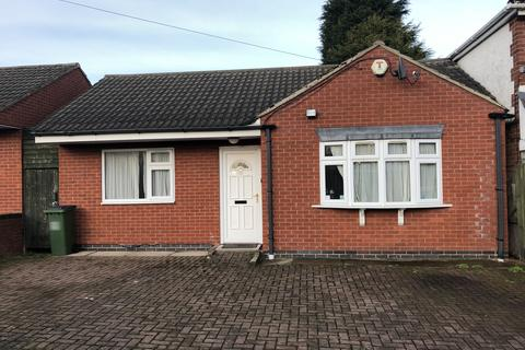 2 bedroom detached bungalow for sale - Gwencole Crescent, Off Narborough Road, Leicester LE3