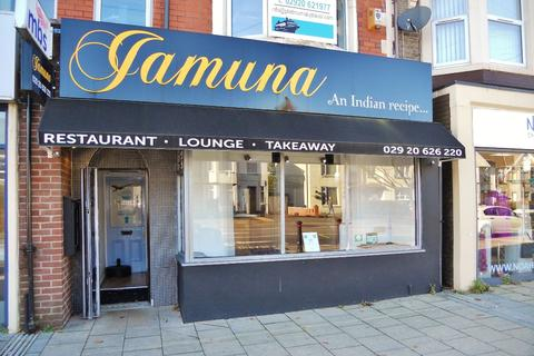 Restaurant to rent - Jamuna,  Caerphilly Road, Cardiff