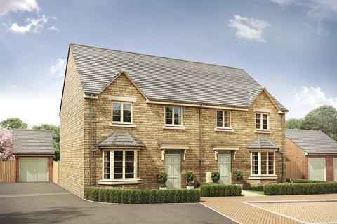4 bedroom semi-detached house for sale - Plot 29, The Castle  at Gotherington Grange, Malleson Road, Gotherington GL52