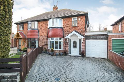 3 bedroom semi-detached house for sale - Hawes Court, Seaburn Dene, Sunderland, SR6 8NU