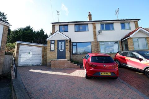 3 bedroom semi-detached house for sale - St Ambrose Close, Dinas Powys, The Vale Of Glamorgan. CF64