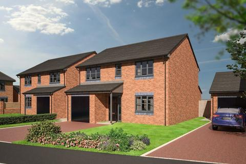4 bedroom detached house for sale - The Spruce, Harrison Close, Gateshead